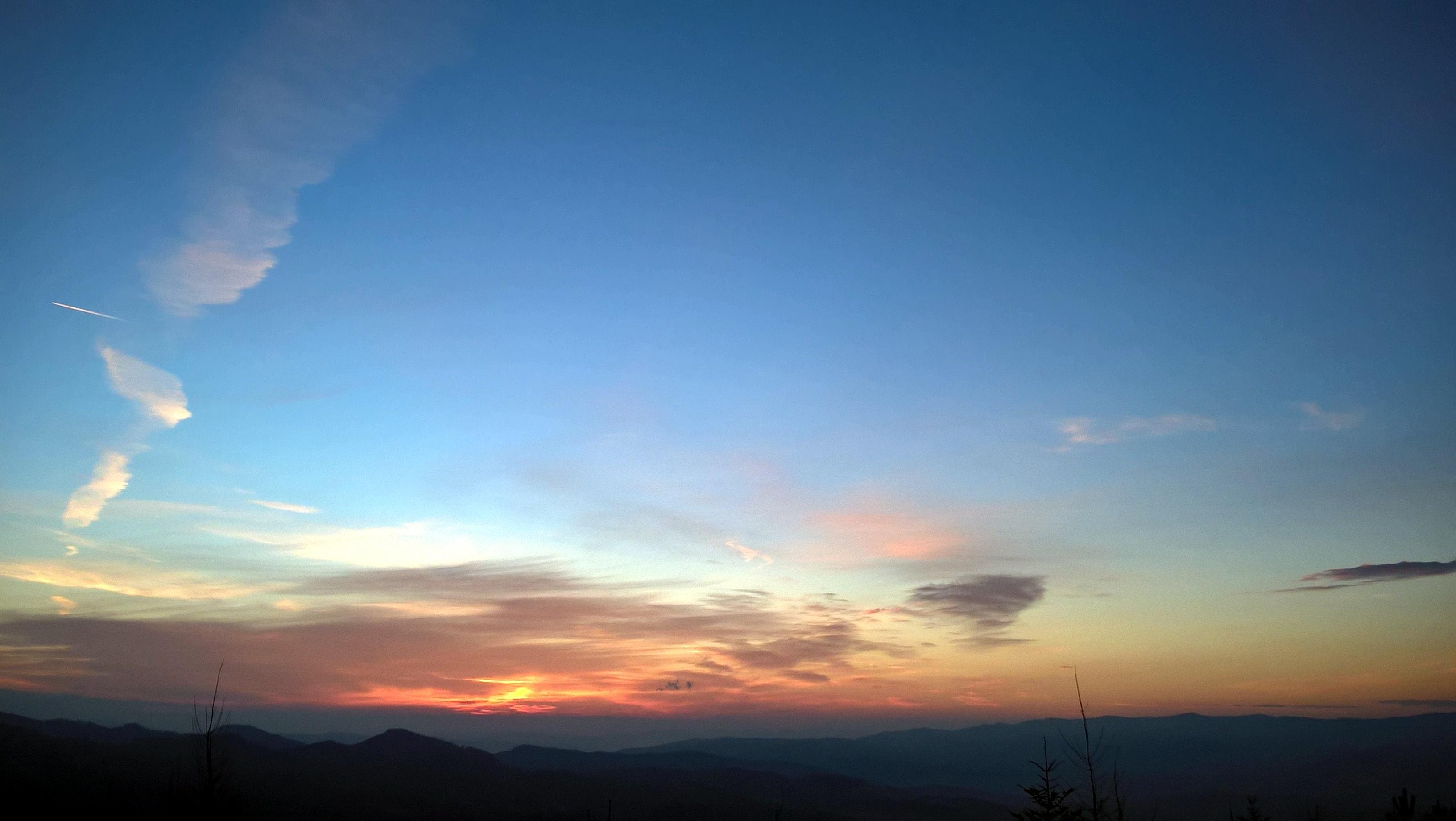 Free Stock Photo Of Clouds Sky Sunrise