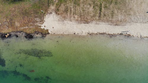 Безкоштовне стокове фото на тему «аерознімок, Аерофотозйомка, берег моря»