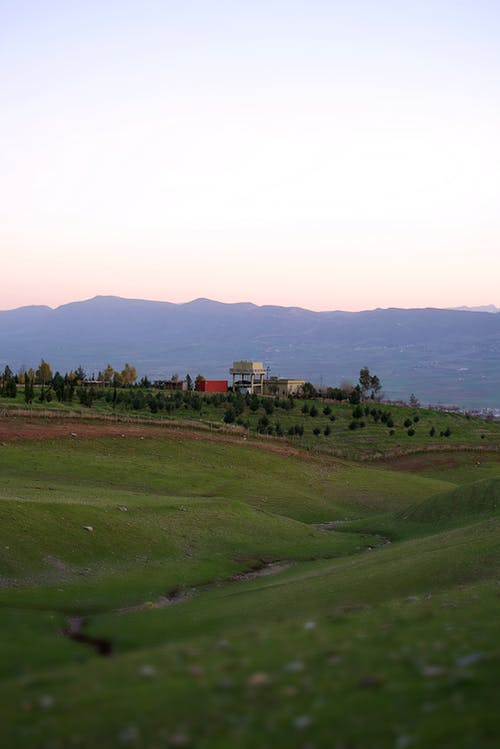 Free stock photo of countryside, green, mountain