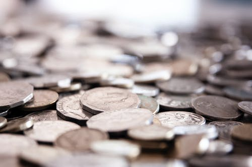 Selective Focus Photo of Australian Dollar Coins