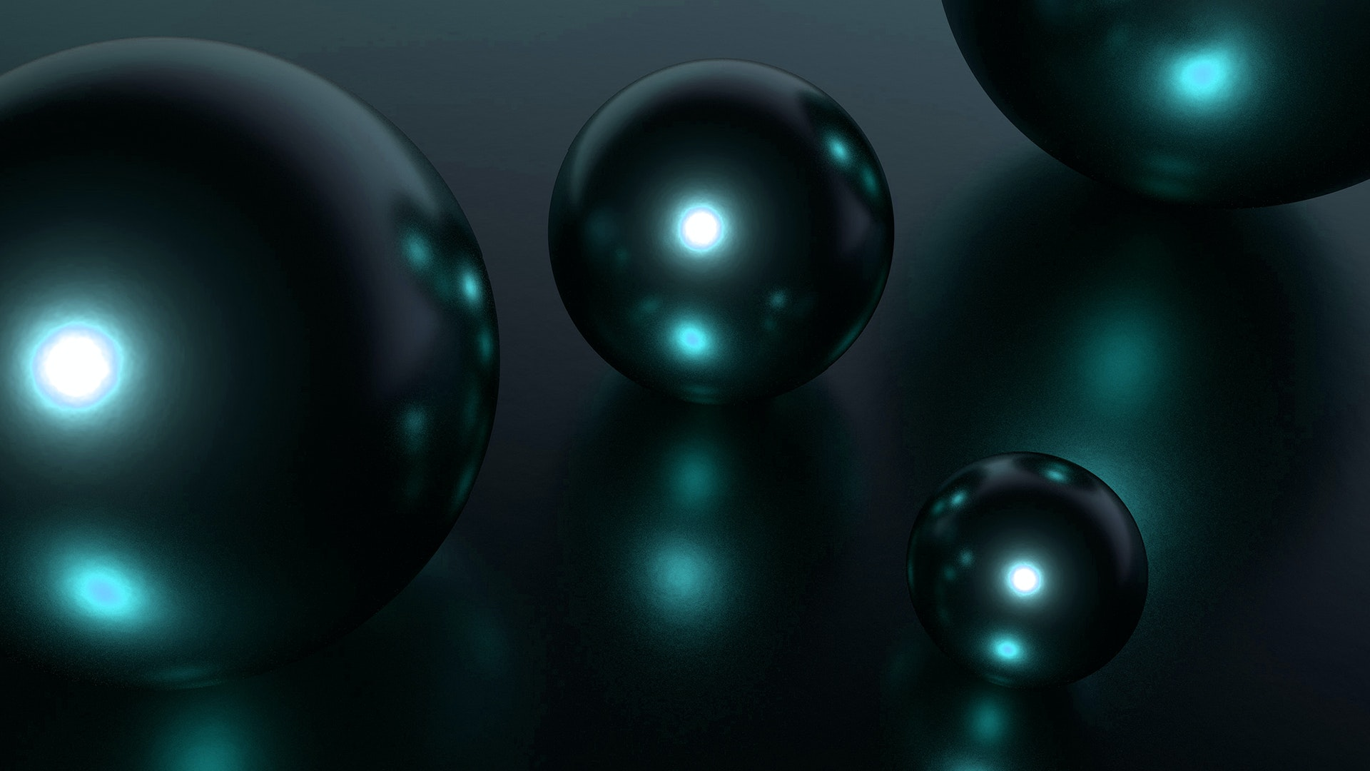 Free Stock Photo Of 1920x1080 Abstract Wallpaper Spheres