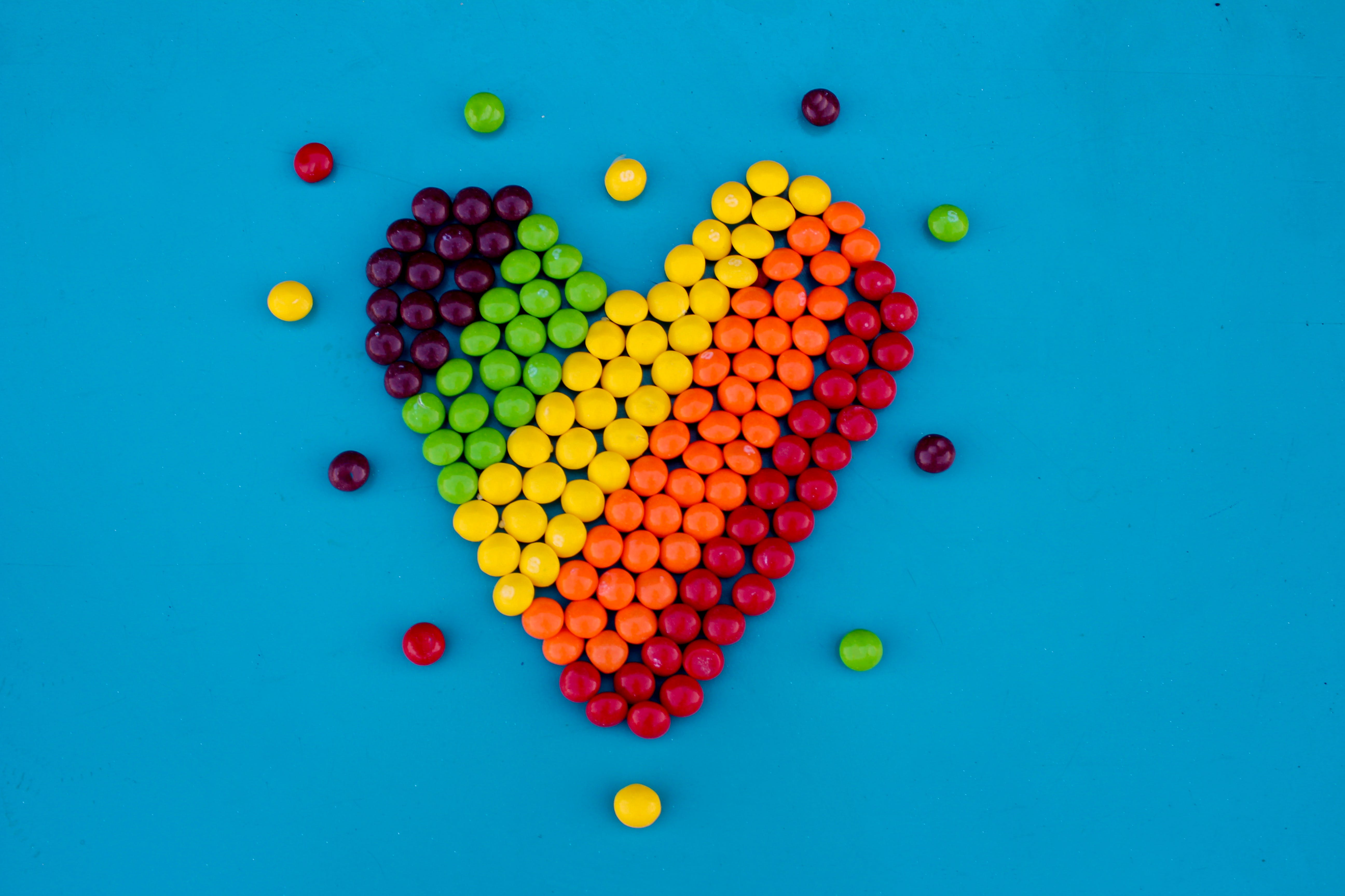 Nips Heart Wallpaper