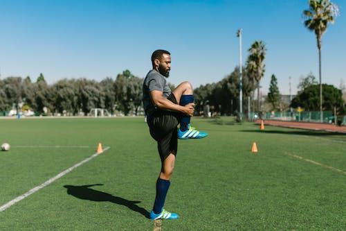Immagine gratuita di abbigliamento sportivo, allenamento, atleta