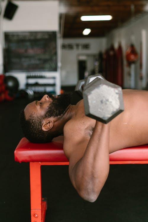 人, 健身, 健身房 的 免費圖庫相片