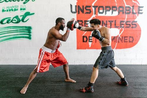 Бесплатное стоковое фото с Активный, афро-американец, боевые искусства
