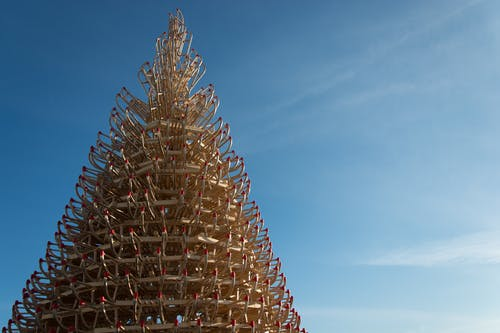 Free stock photo of christmass, christmass tree, holidays, sleigh tree