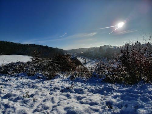 Fotos de stock gratuitas de cielo, luxemburgo, montaña, nevar