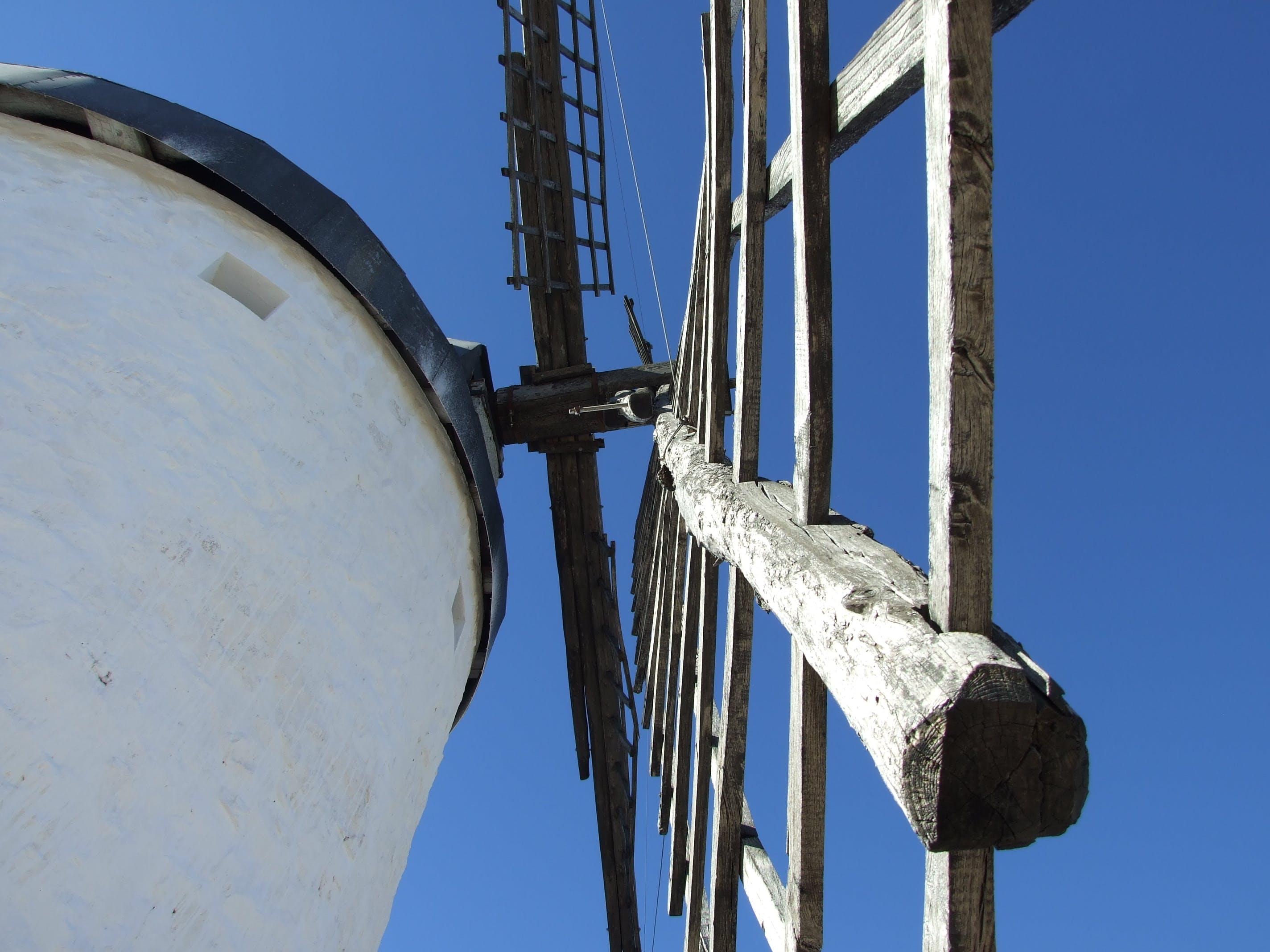 Free stock photo of windmill