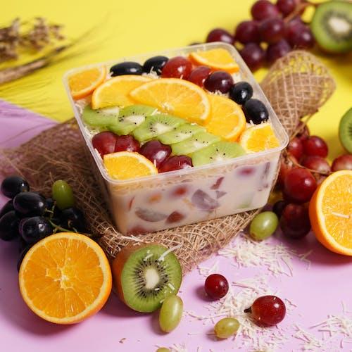Δωρεάν στοκ φωτογραφιών με ακτινίδιο, γιαούρτι, γλυκός