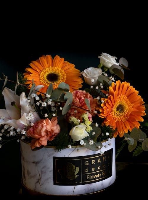 Foto stok gratis anggun, buket, buket bunga