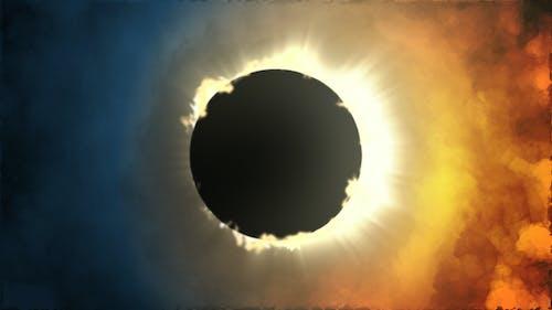 Immagine gratuita di anulare, astrologia, astronomia