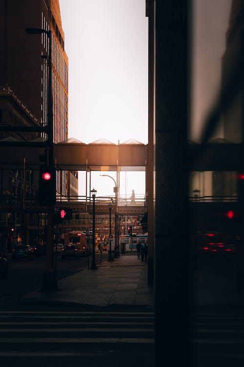 Darmowe zdjęcie z galerii z abstrakcyjny, architektura, autostrada