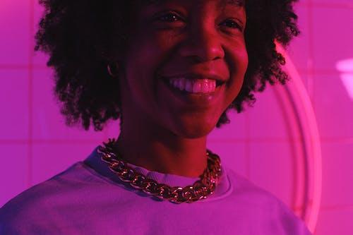 Бесплатное стоковое фото с аксессуар, Афро, афро-американский подросток