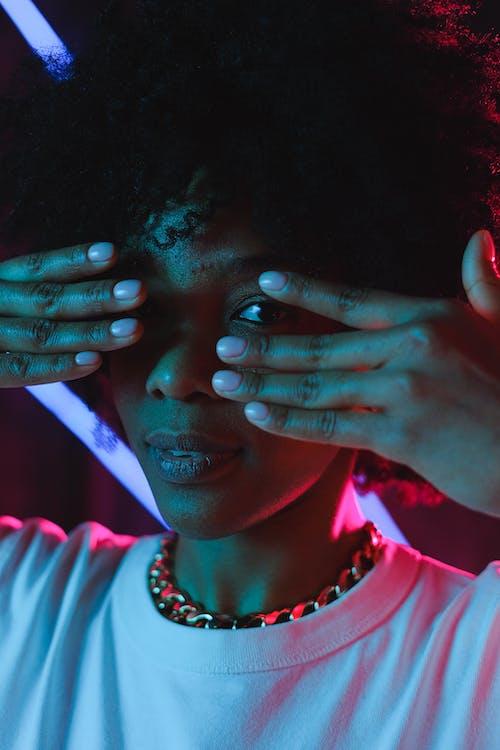 Fotos de stock gratuitas de afro, alegre, amable