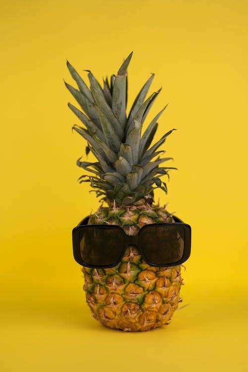Gratis arkivbilde med ananas, appetittvekkende, blad
