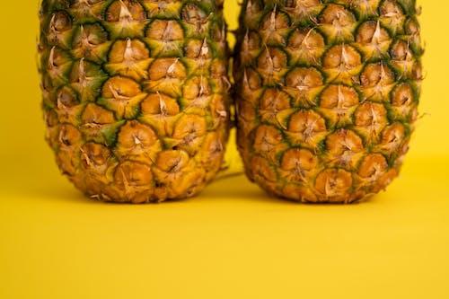 Gratis arkivbilde med ananas, appetittvekkende, del
