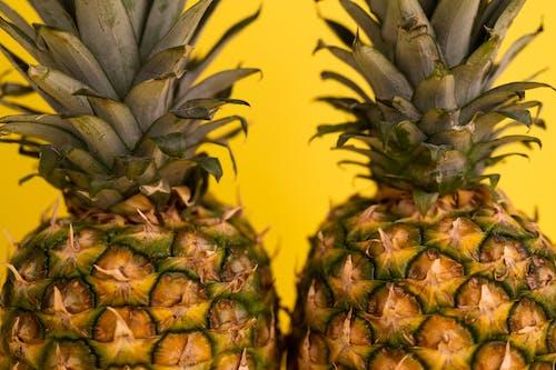 Základová fotografie zdarma na téma ananas, barevný, barva