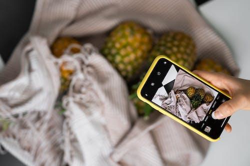 Photos gratuites de acceptable, aliments, ananas