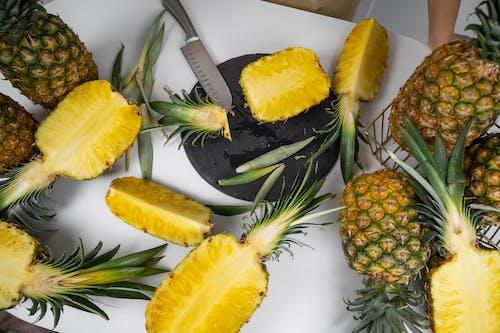 Kostenloses Stock Foto zu ananas, aroma, blatt