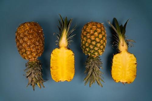 Kostenloses Stock Foto zu ader, ananas, aroma