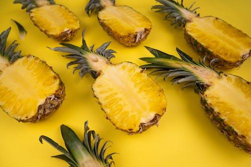 Immagine gratuita di ananas, angolo alto, aroma