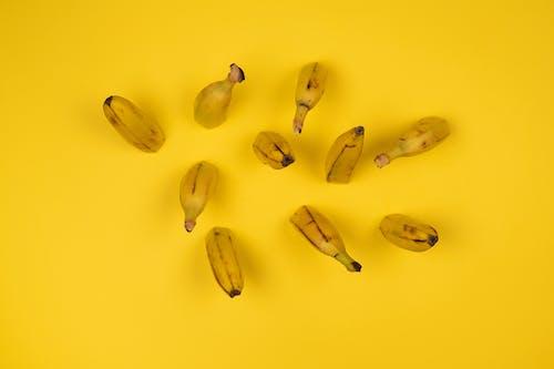 Gratis arkivbilde med aroma, bakgrunn, banan