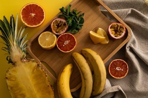 Foto profissional grátis de abacaxi, agradável, alimento