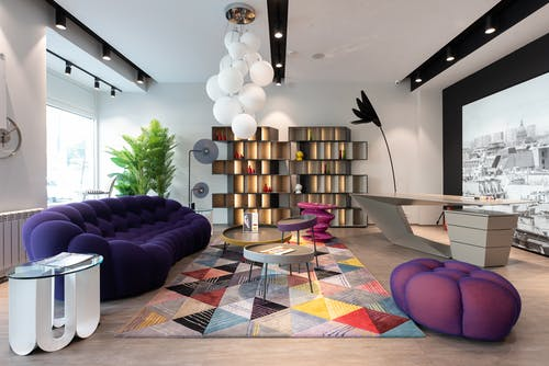 Základová fotografie zdarma na téma apartmán, barevný, dekor