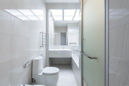 Immagine gratuita di bagno, contemporaneo, gabinetto