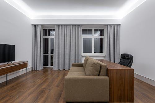 Foto d'estoc gratuïta de a casa, apartament, butaca