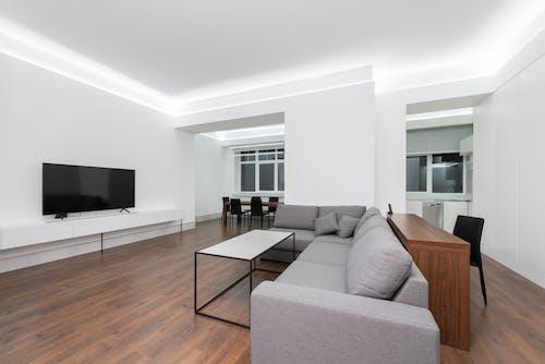 Foto d'estoc gratuïta de a casa, apartament, blanc