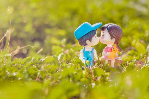 Photos gratuites de artistique, baiser, bisou