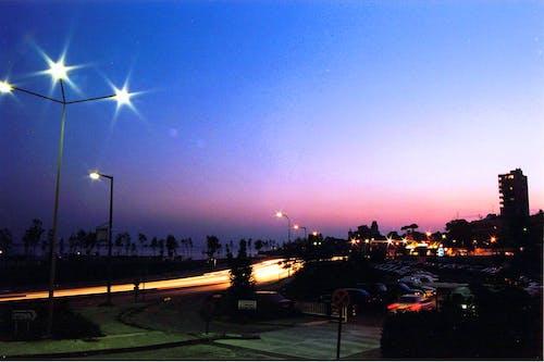 Free stock photo of coastal way, Istanbul, sunset