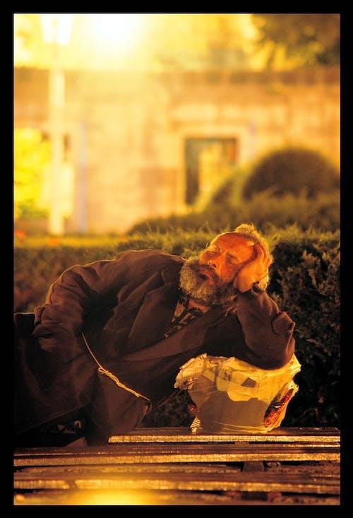Free stock photo of homeless, Istanbul, peaceful, sleeping