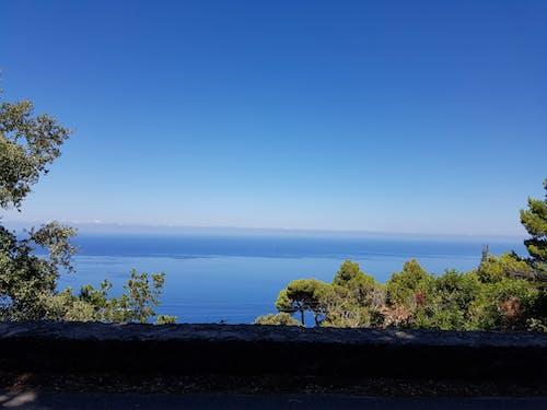 Imagine de stoc gratuită din atmosferă de vară, atrăgător, ausblick, blau