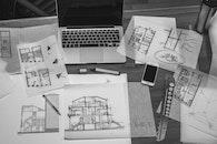 art, house, macbook