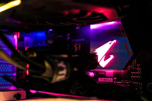 Free stock photo of gaming pc, motherbord, pc components
