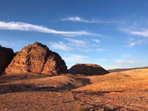 Photos gratuites de à distance, cailloux, ciel, désert