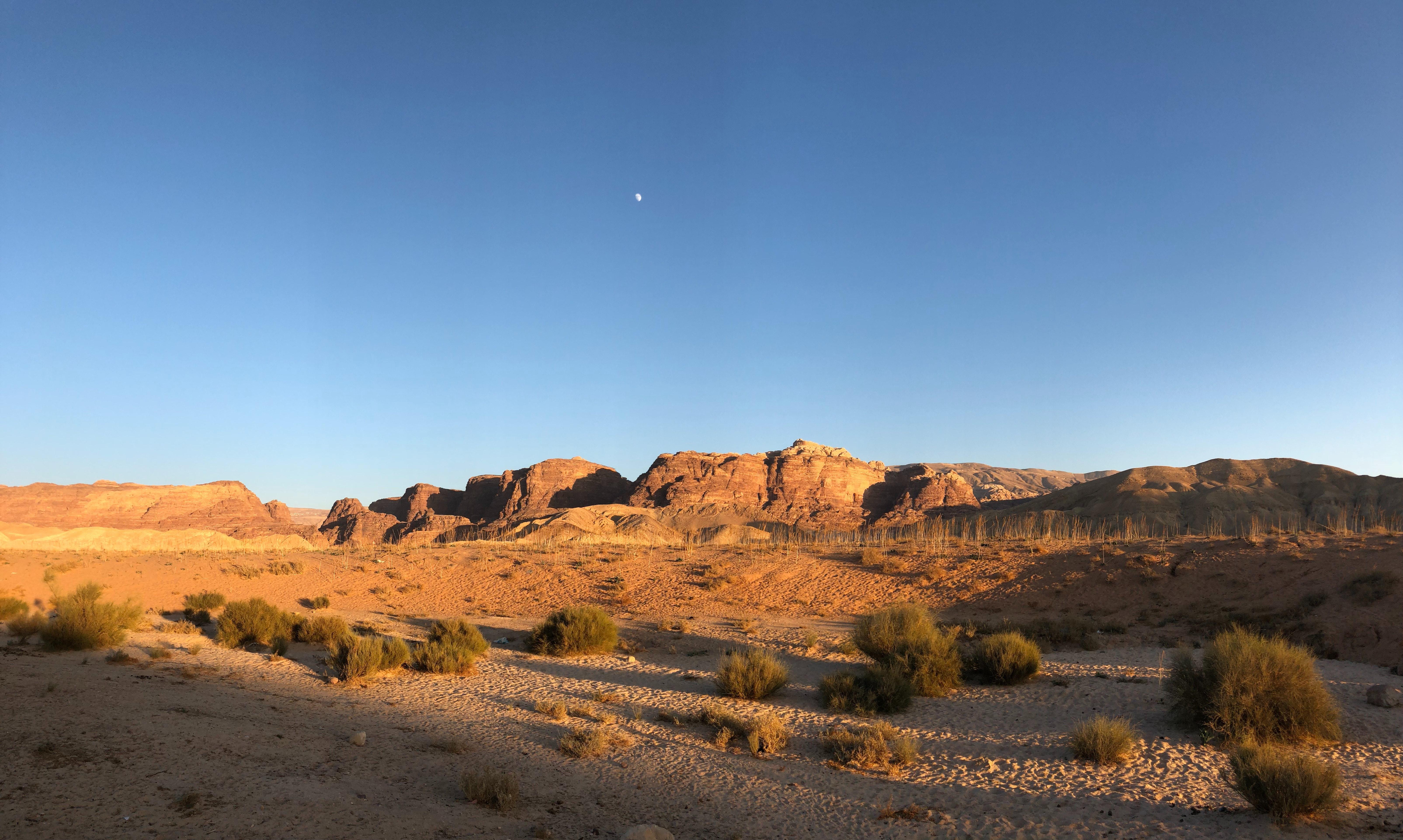 Free Stock Photo Of Arid Barren Desert