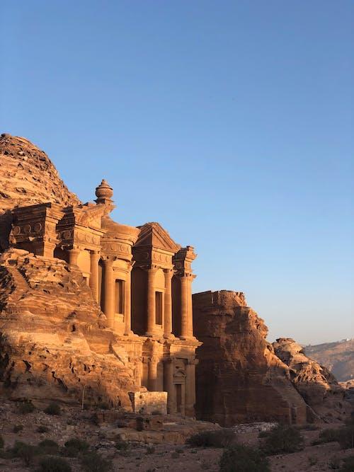 açık hava, antik, arkeoloji, bina içeren Ücretsiz stok fotoğraf