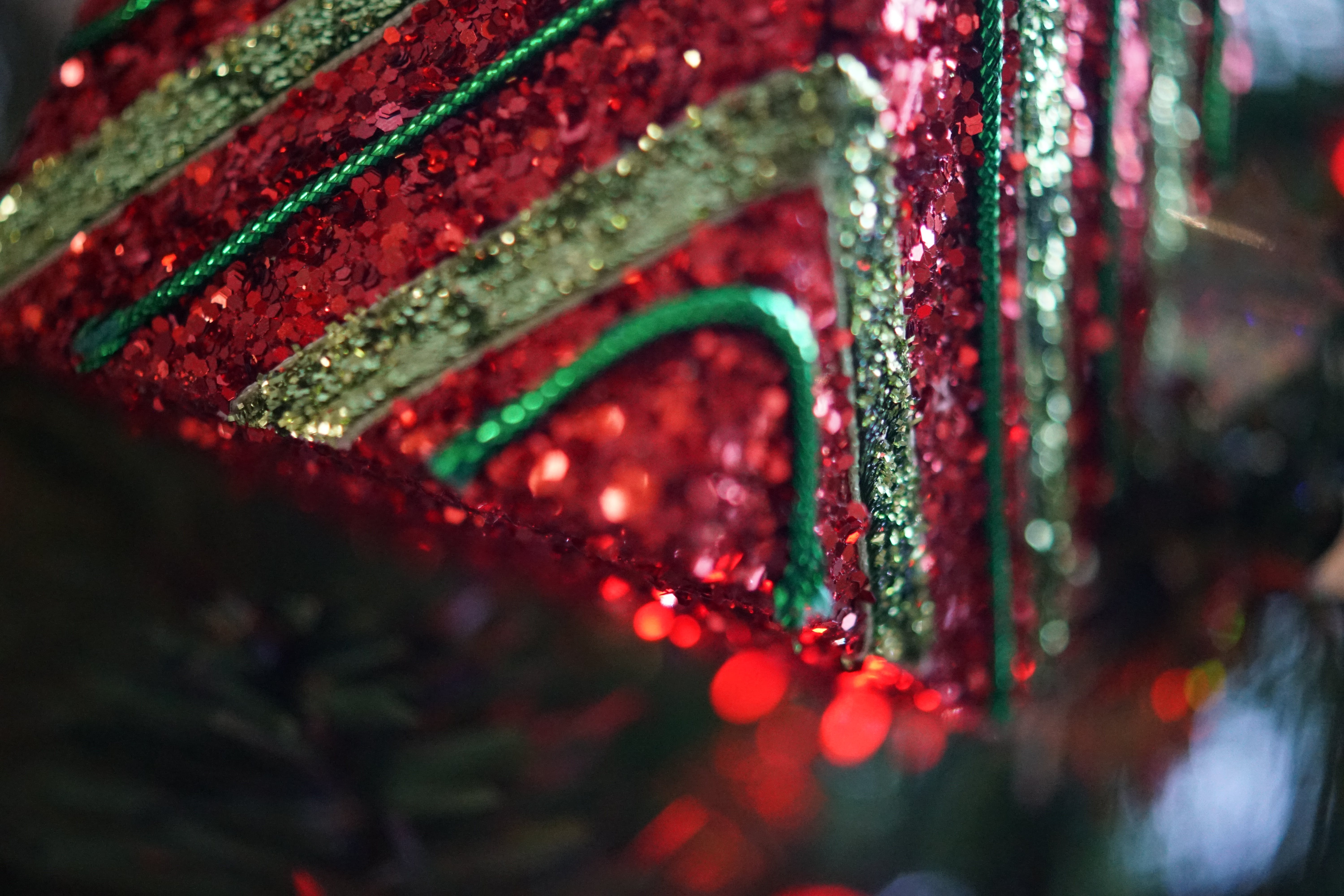 Free stock photo of christmas baubles, christmas decoration