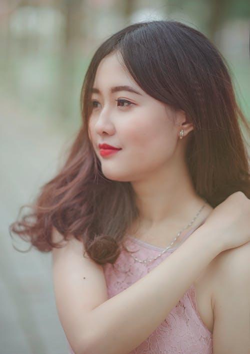 Безкоштовне стокове фото на тему «азіатська дівчина, волосина, вродлива, Гарний»