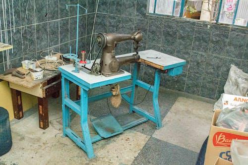 Imagine de stoc gratuită din atelier de cusut, atelier de lucru, coase