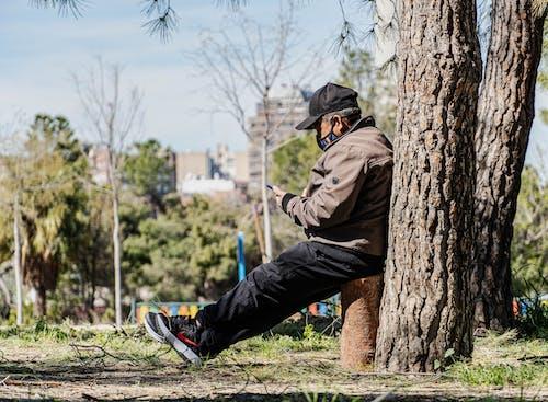 Безкоштовне стокове фото на тему «людина, парк»