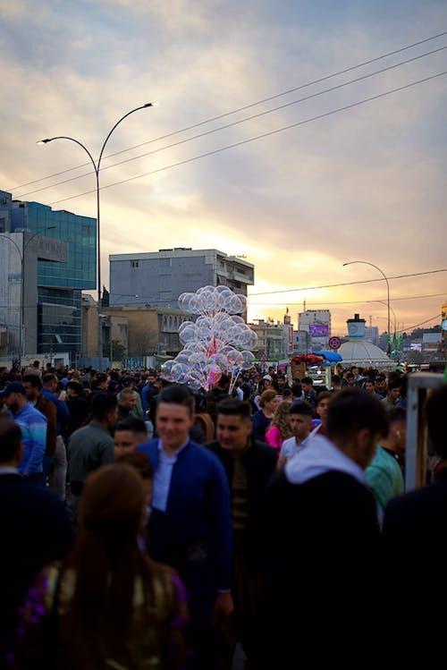 Free stock photo of celebrating, city, nowruz