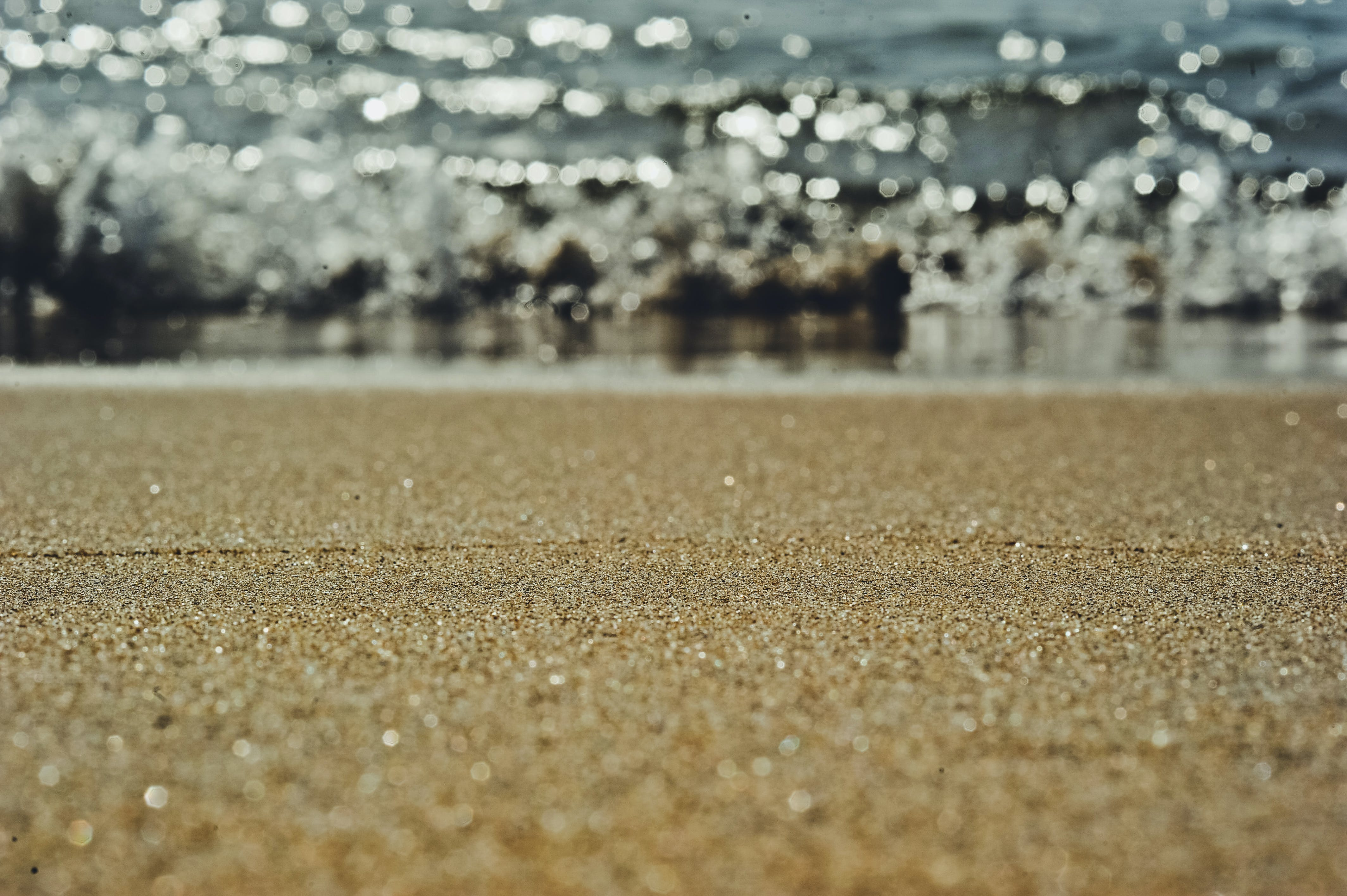 Brown Sand Photography