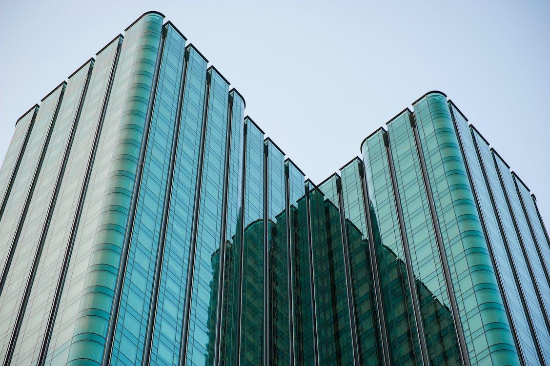architectuur, binnenstad, bouw