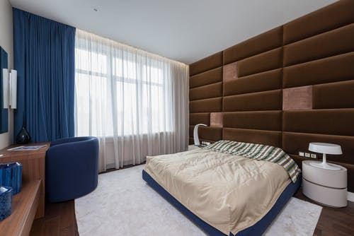 Ingyenes stockfotó ablak, ágy, ágynemű témában