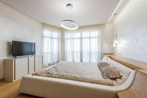 Gratis stockfoto met accommodatie, appartement, bed
