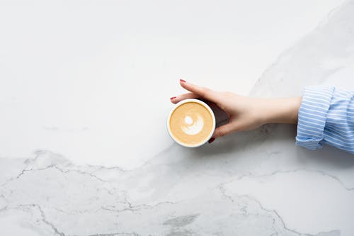 Fotos de stock gratuitas de arte latte, bebida, café